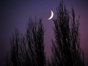 сильный приворот на растущую луну