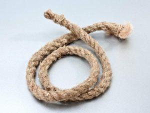 присушка на веревочку