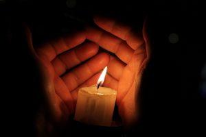 гадание на свечу