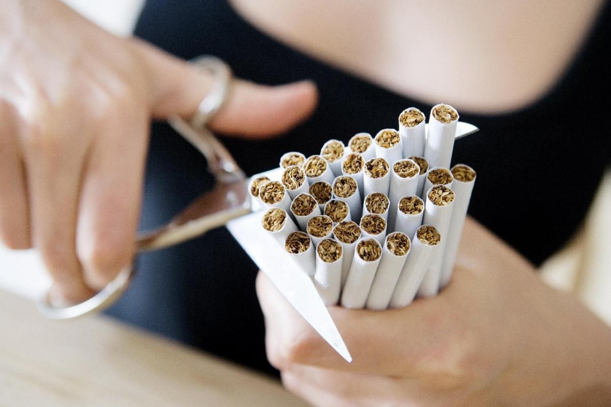 Бросить курить быстро заговоры
